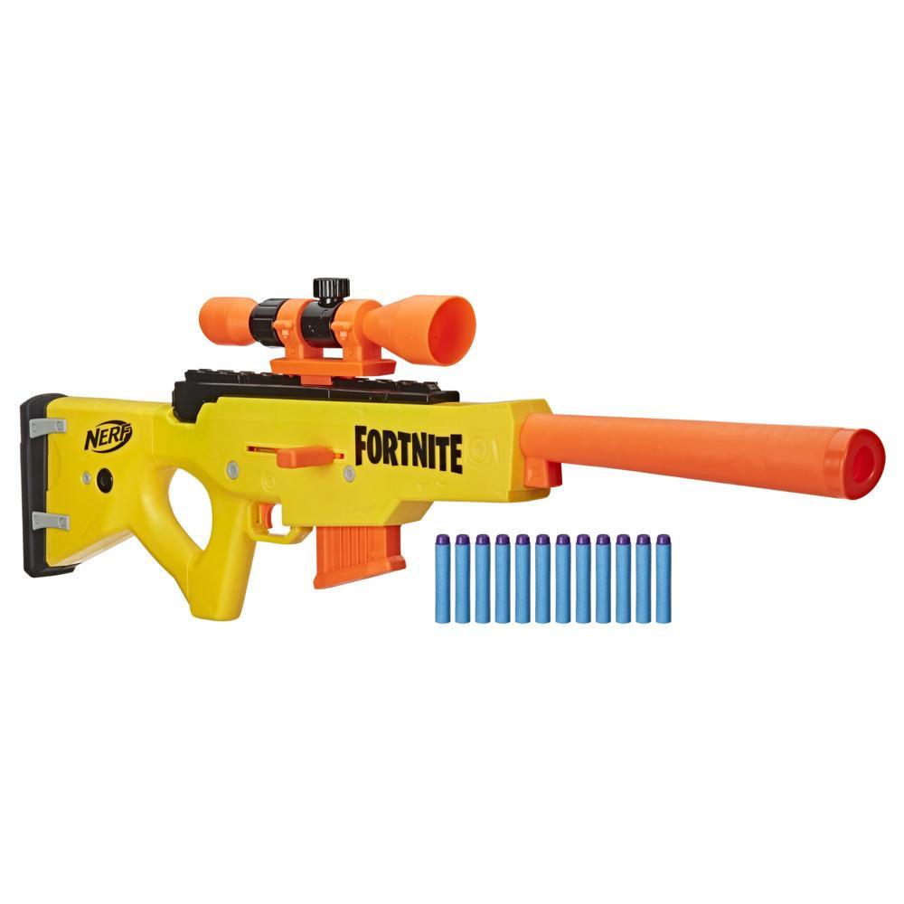 Wyrzutnia Nerf Fortnite BASR-L
