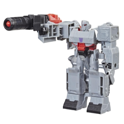 Transformers Cyberverse Action Attackers: 1-Step Changer Megatron Action Figure Toy Product