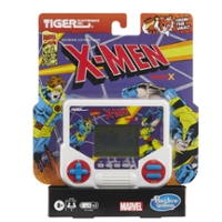 Elektroniczna przenośna gra z wyświetlaczem LCD Tiger Electronics Marvel X-Men Projekt X