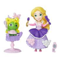 Disney Princess Mini Laleczka z akcesoriami Kącik Stylu Roszpunki