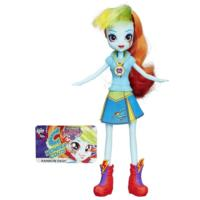 My Little Pony Equestria Girls Rainbow Dash Lalka Podstawowa Friendship Games