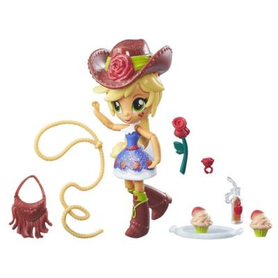 My Little Pony Equestria Girls Mini Lalki z Akcesoriami Applejack