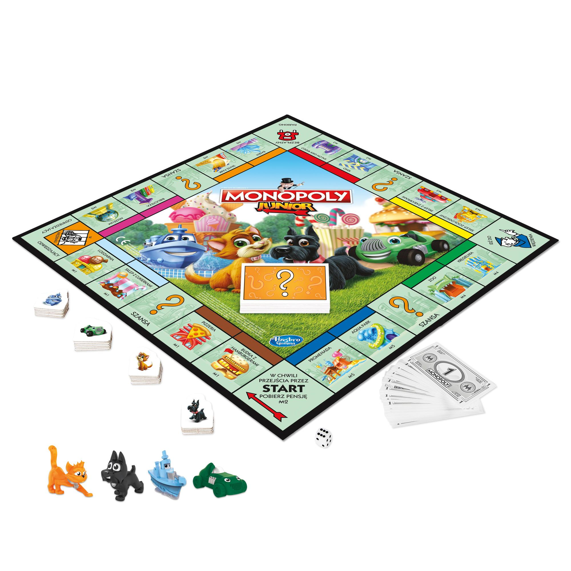 GRA MONOPOLY JUNIOR