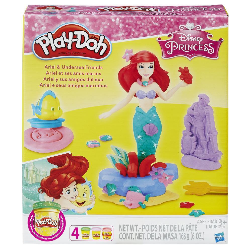 Conjunto Play-Doh Princesa Disney Ariel