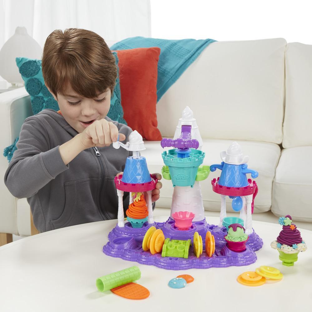 Conjunto Play-Doh Castelo de Sorvete