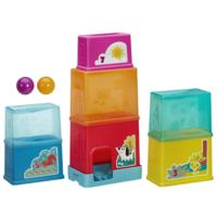 Torre de Empilhar Build 'n Roll da Playskool