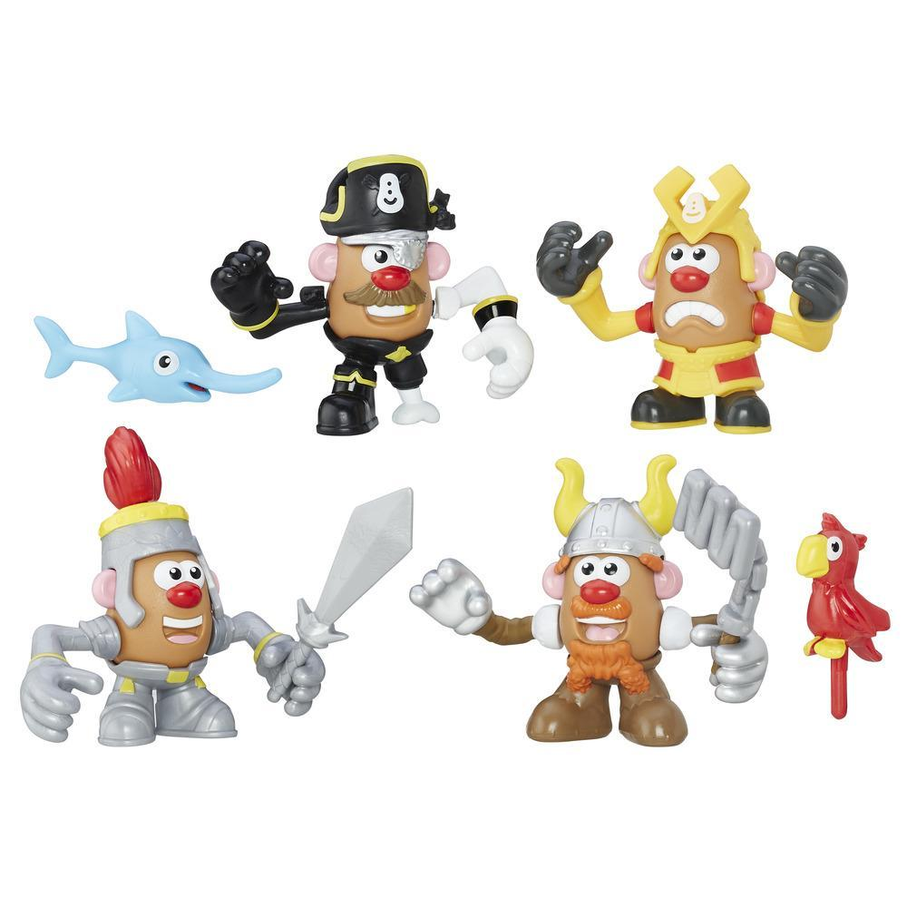 Playskool Friends Mr. Potato Head and Mrs. Potato Head Mix and Mash Pack Assortment
