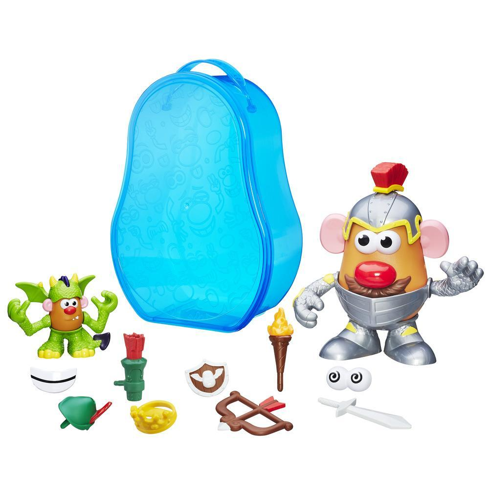 Playskool Friends Mr. Potato Head & Mrs. Potato Head Mash-Up Story Pack Assortment