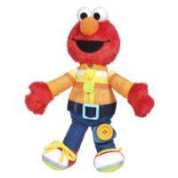 Playskool Vila Sésamo - Elmo se veste
