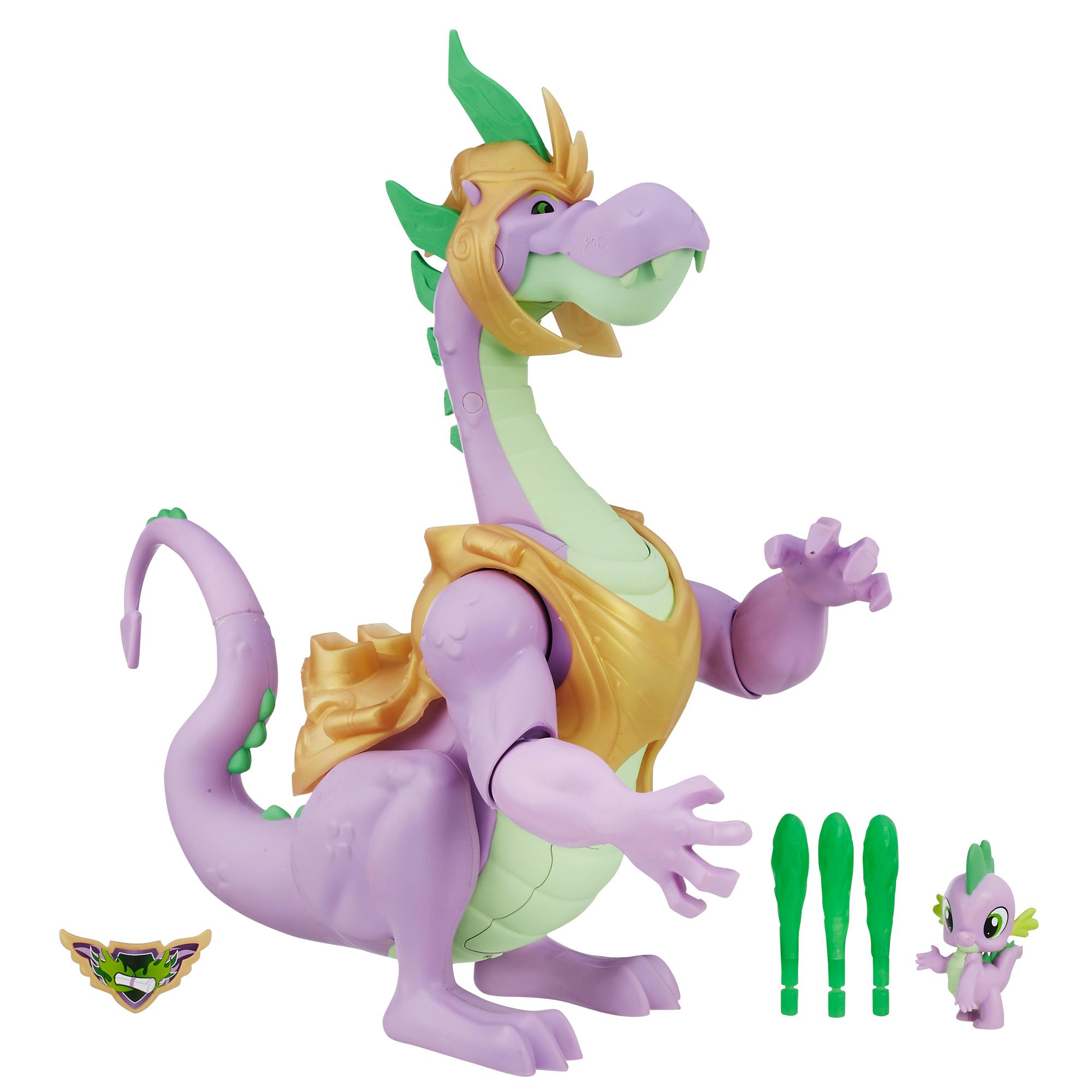 My Little Pony Guardians of Harmony - Spike, o dragão