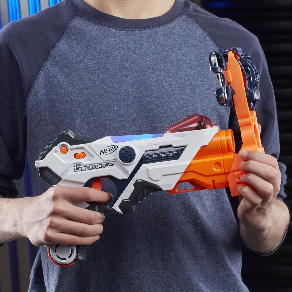 Nerf Laser Ops - AlphaPoint
