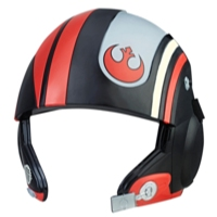Star Wars: Os Últimos Jedi - Máscara de Poe Dameron