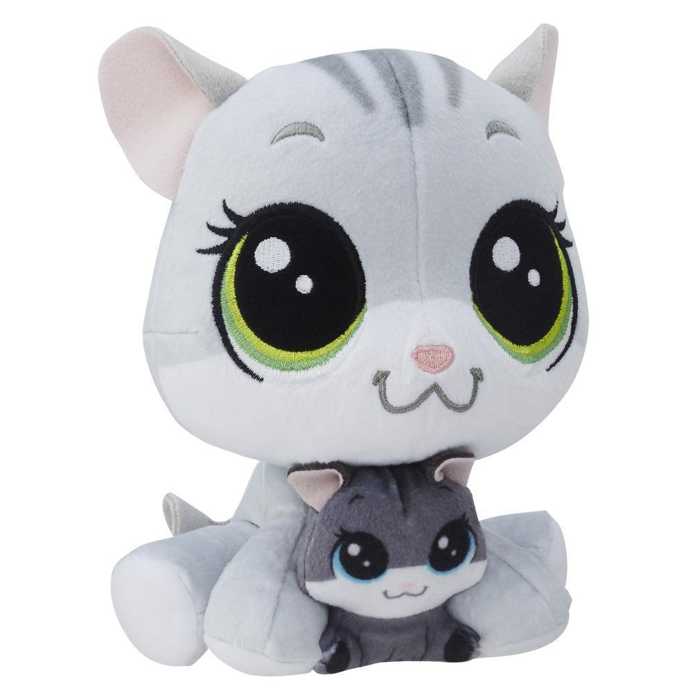 Littlest Pet Shop Tabsy Felino and Holiday - Fofura em Dobro