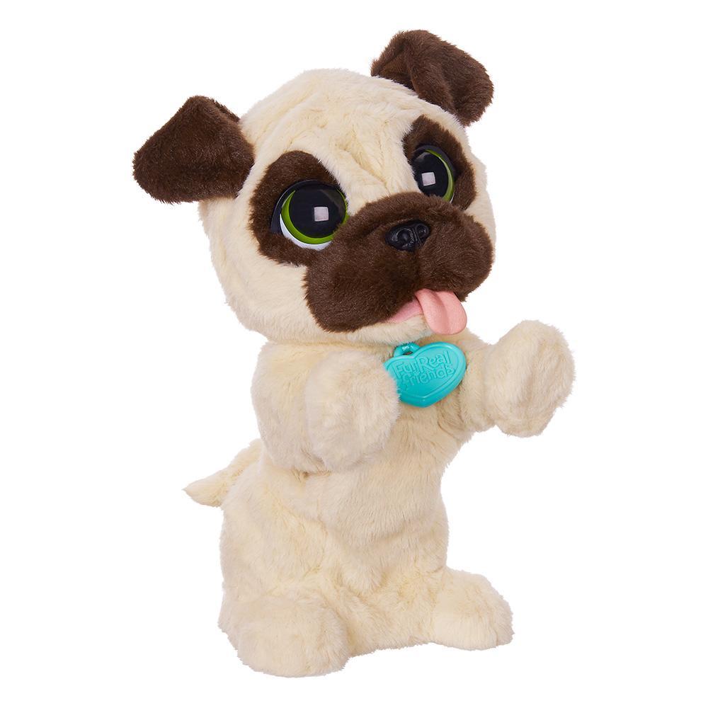 FurReal Friends - J.J., Meu pug brincalhão