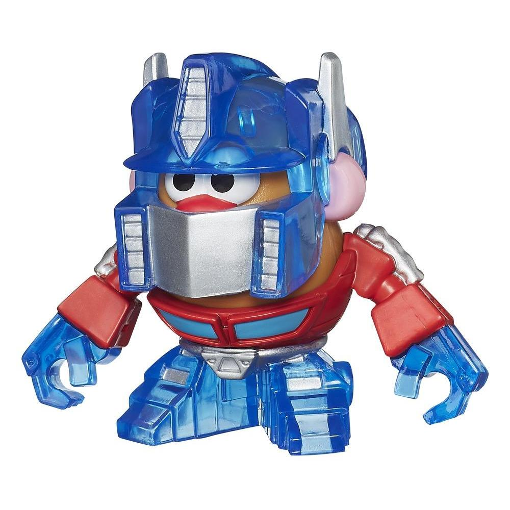 Playskool Mr. Potato Head Transformers Mixable, Mashable Heroes - Robô Optimus Prime