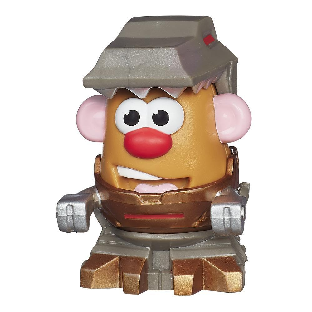 Playskool Mr. Potato Head Transformers Mixable, Mashable Heroes - Robô Grimlock