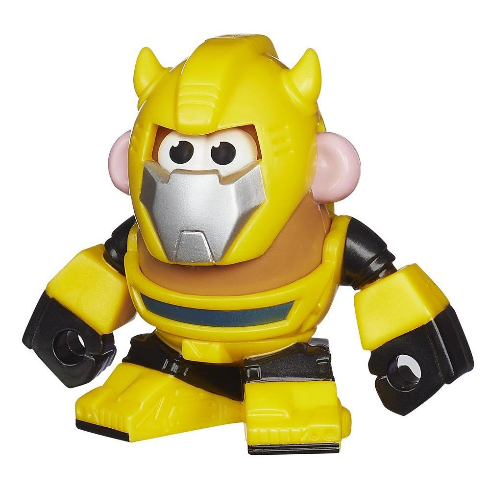 Playskool Mr. Potato Head Transformers Mixable, Mashable Heroes - Robô Bumblebee