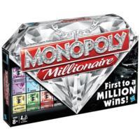 BRINQUEDO JOGO MONOPOLY MILIONÁRIO