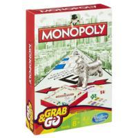 Jogo Monopoly Grab and Go