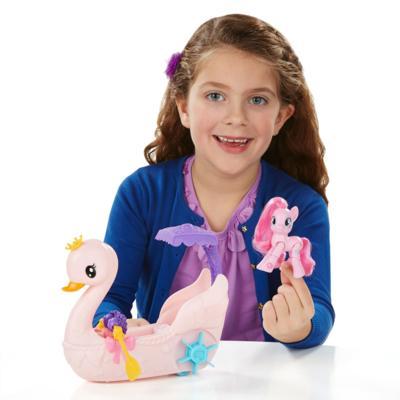 Conjunto My Little Pony Barco da Pinkie Pie
