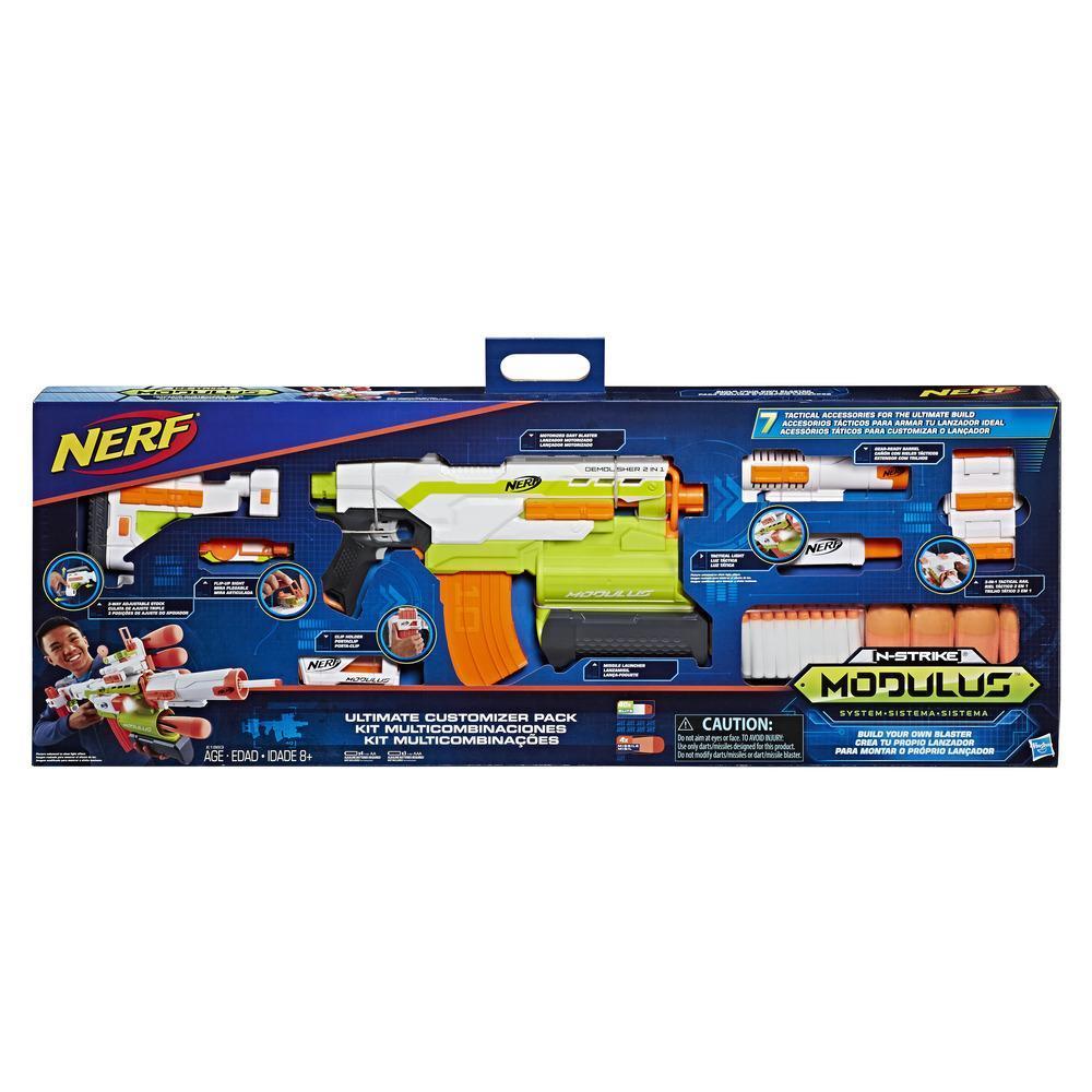 Nerf Modulus - Kit Multicombinações