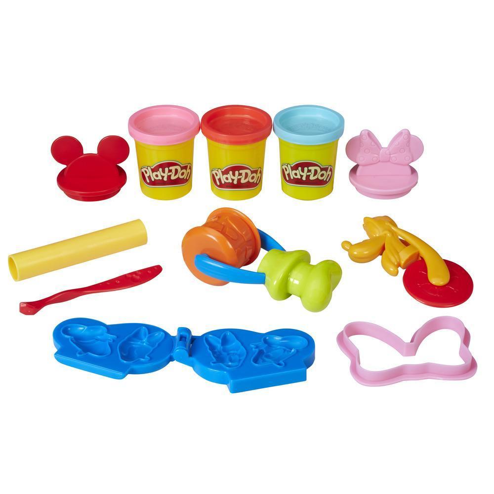 Play-Doh Disney - Ferramentas do Mickey e seus amigos