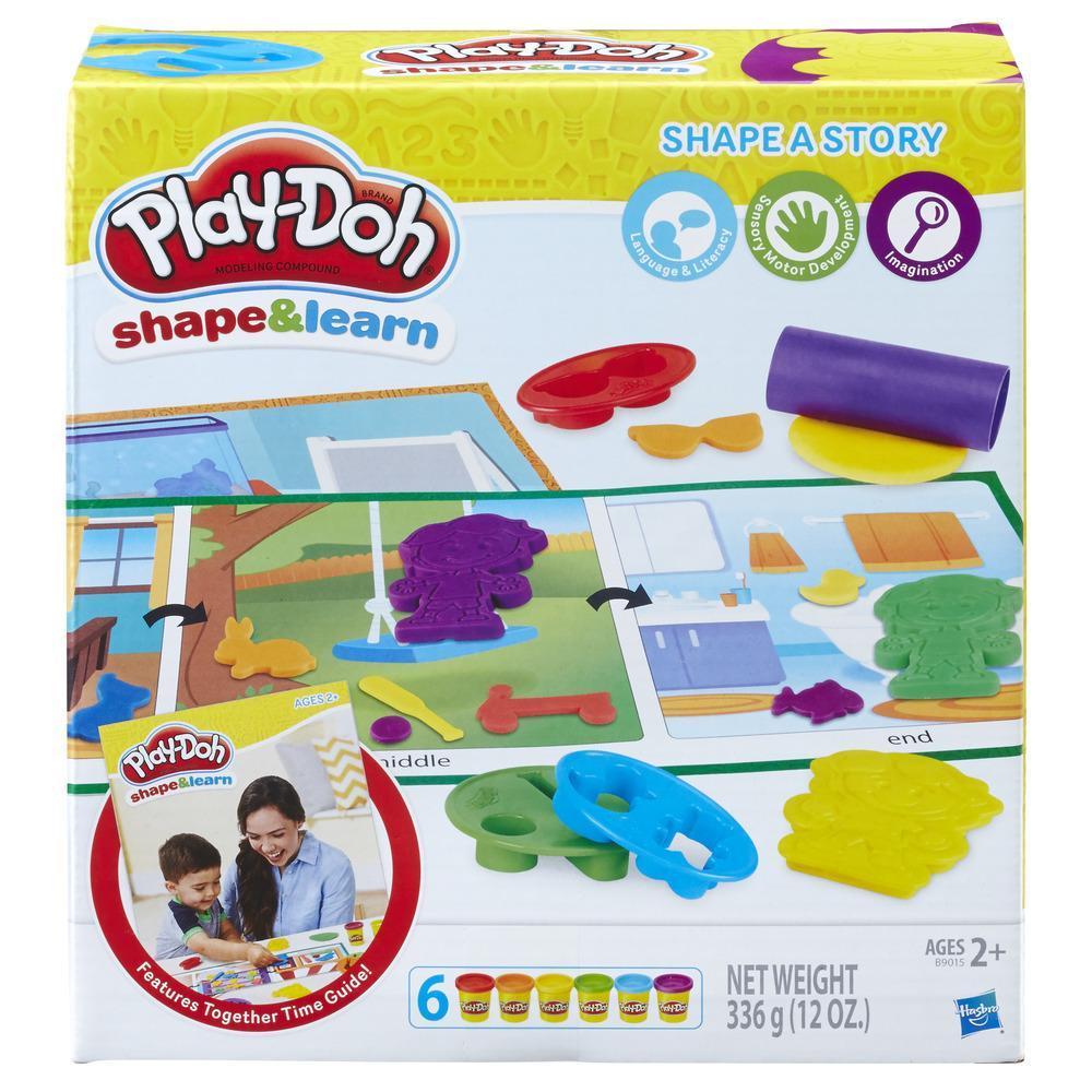 Conjunto Play-Doy Criando Uma História