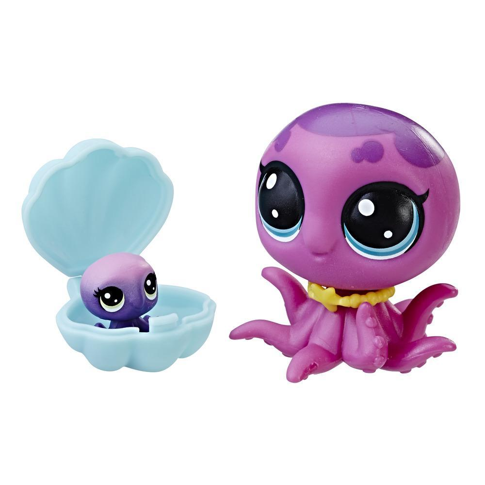 Littlest Pet Shop - Dupla de Pets (polvos)
