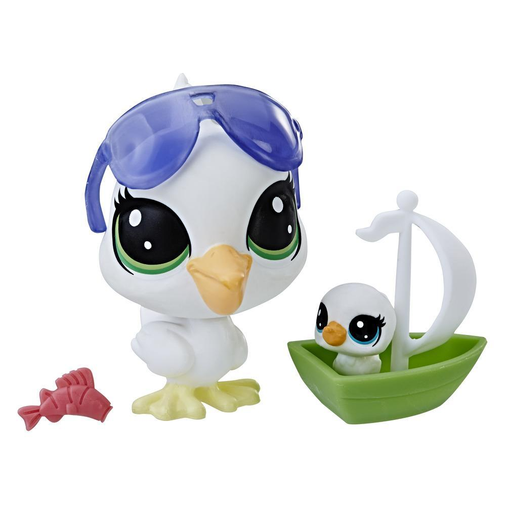 Littlest Pet Shop - Dupla de Pets (pelicanos)