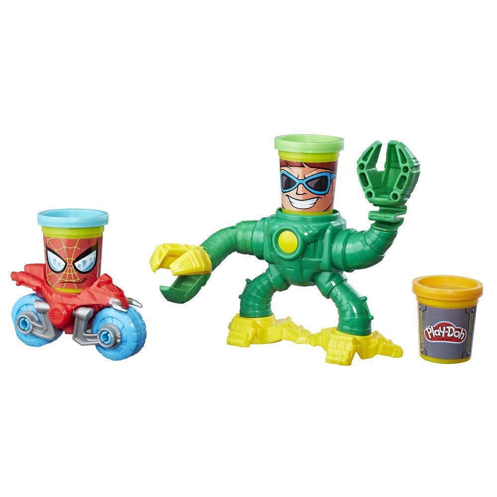 Conjunto Play-Doh Spider-Man Vs. Doc Ock