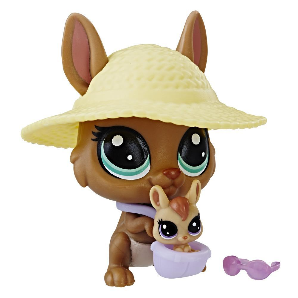 Littlest Pet Shop - Dupla de Pets (cangurus)