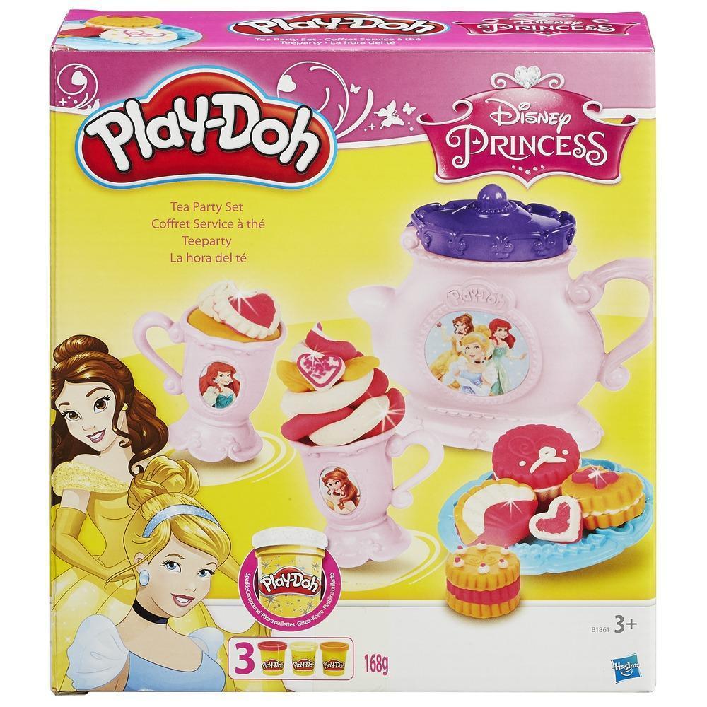 Conjunto Hora do Chá Princesas Disney