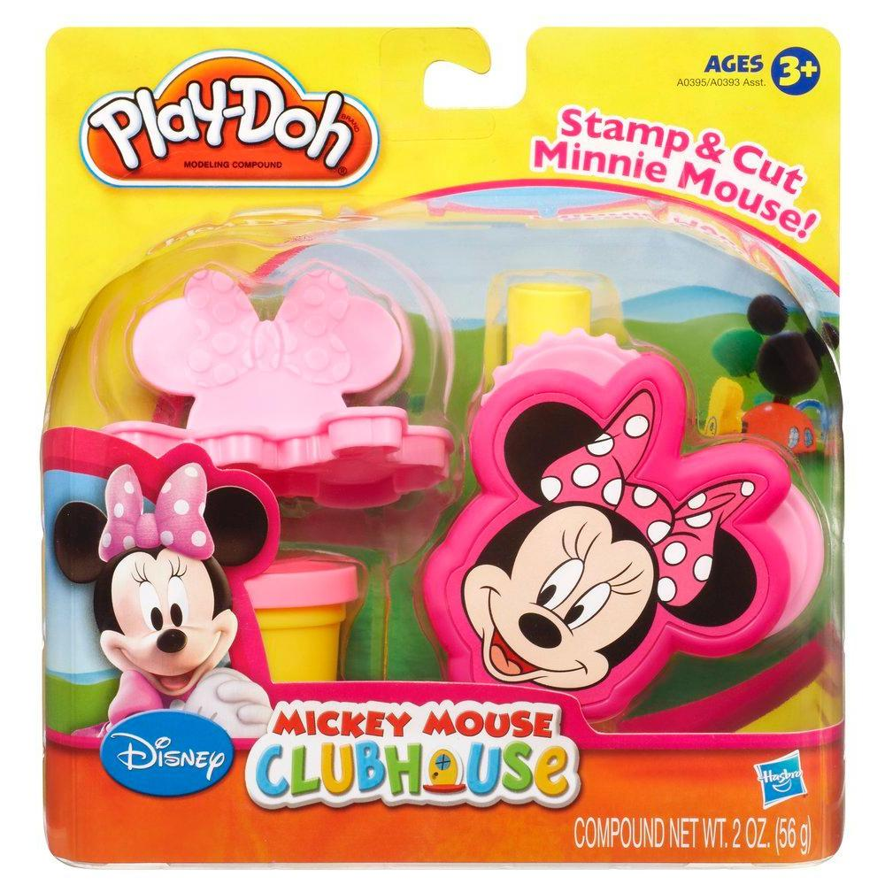 PLAY-DOH Mickey Mouse Clubhouse - Kit da Minnie