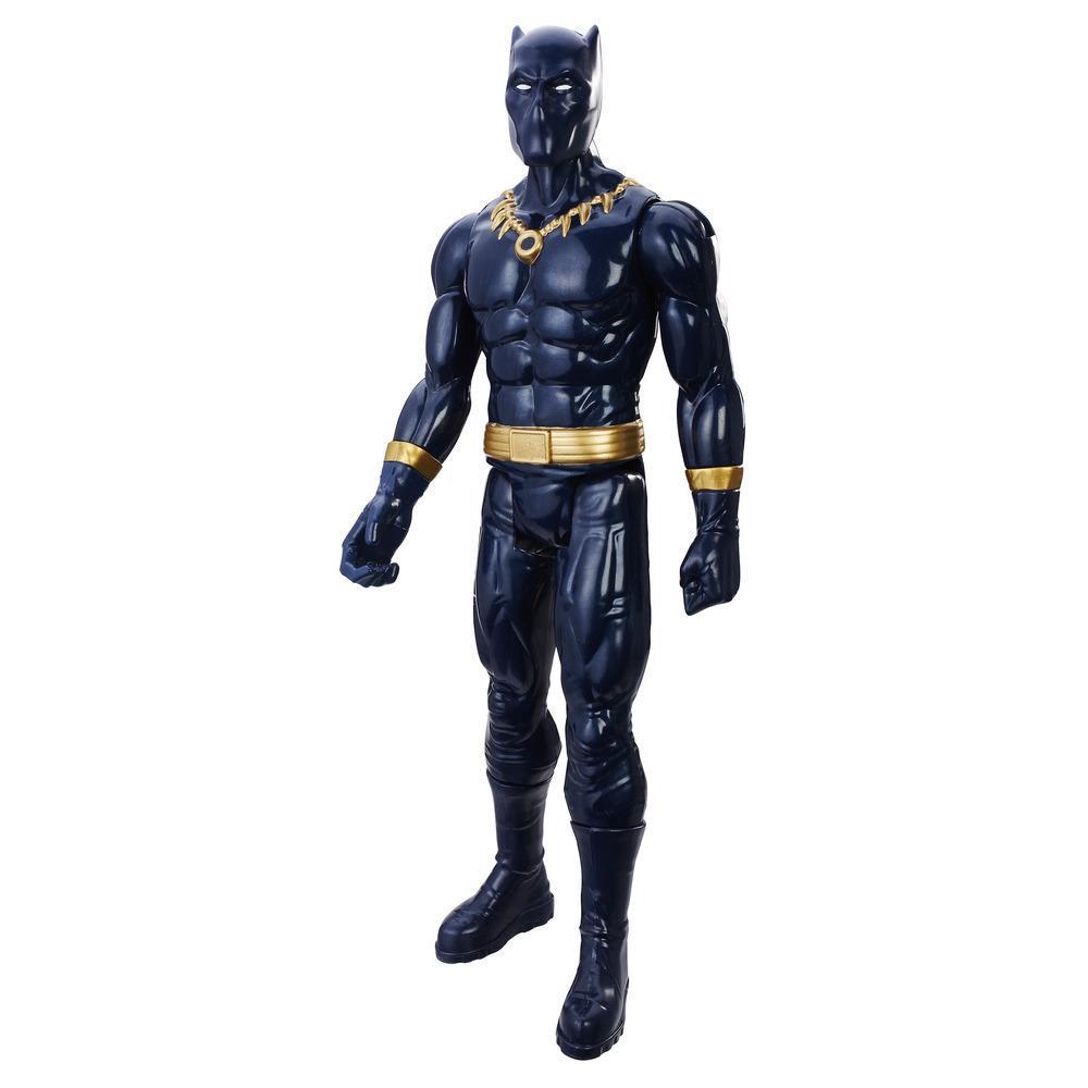 Boneco Vingadores Titan Hero Pantera Negra