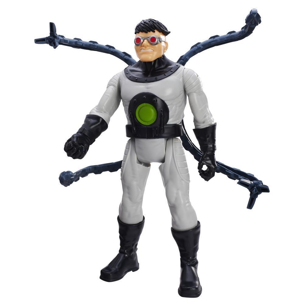 Boneco Homem Aranha Titan Hero Com Acessório
