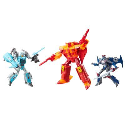 Transformers Generations Titans Return Mestre Titã - Kit Força Titã