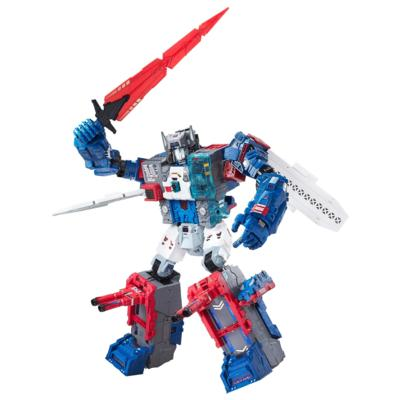 Transformers Generations Titans Return Classe Titã Fortress Maximus Edição Convenção