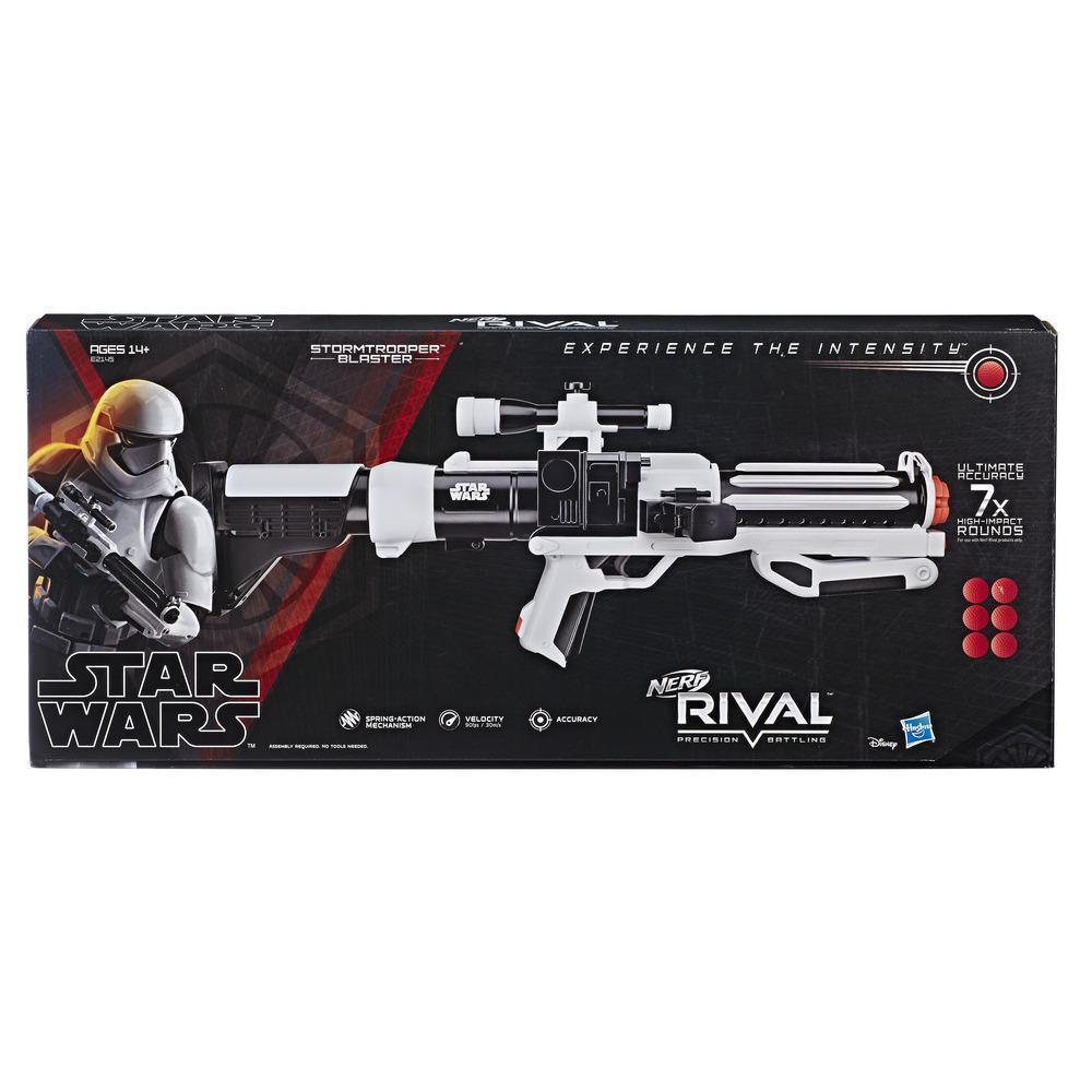 Nerf Rival Star Wars - Lançador Stormtrooper