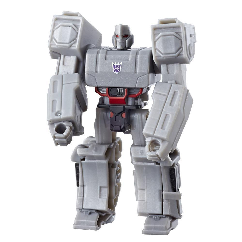 Transformers Cyberverse classe scout Megatron