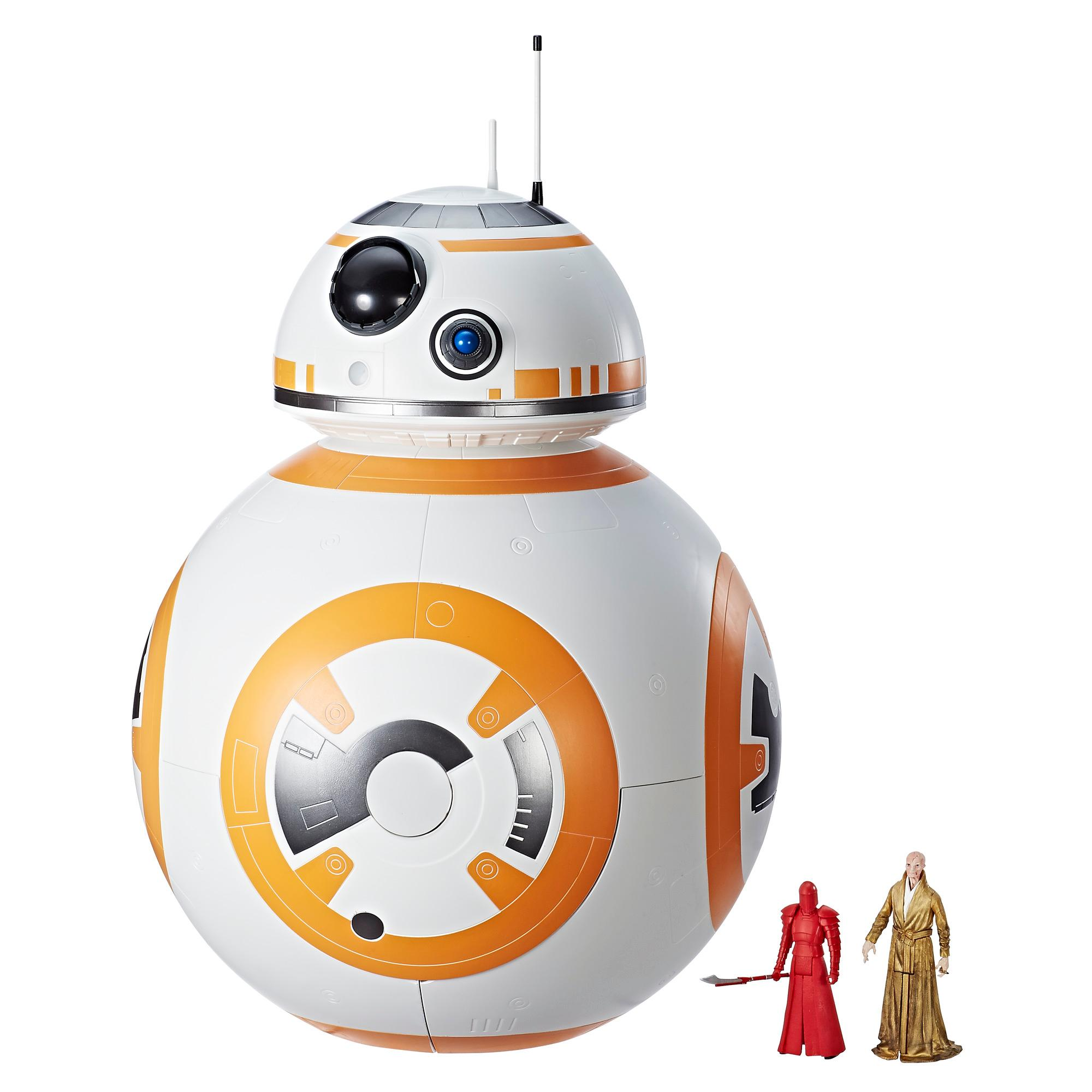 Star Wars - Mega Playset 2 em 1 do BB-8 Force Link sem dispositivo