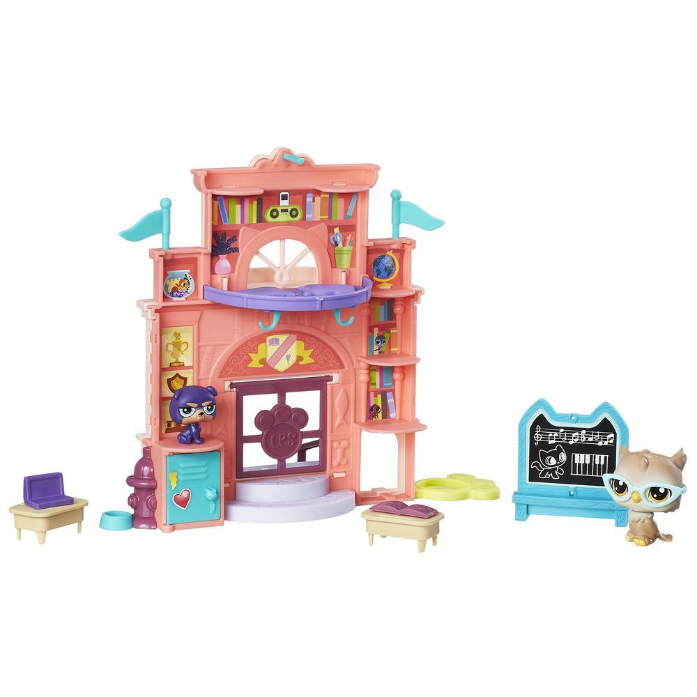 Littlest Pet Shop - Alegre Dia na Escola