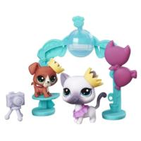 Littlest Pet Shop - Fotos no Baile da Escola