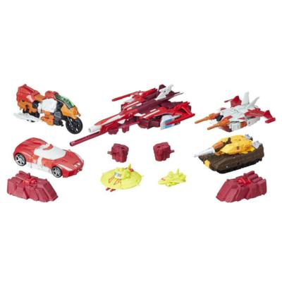 Transformers Generations Combiner Wars - Kit para coleção Computron