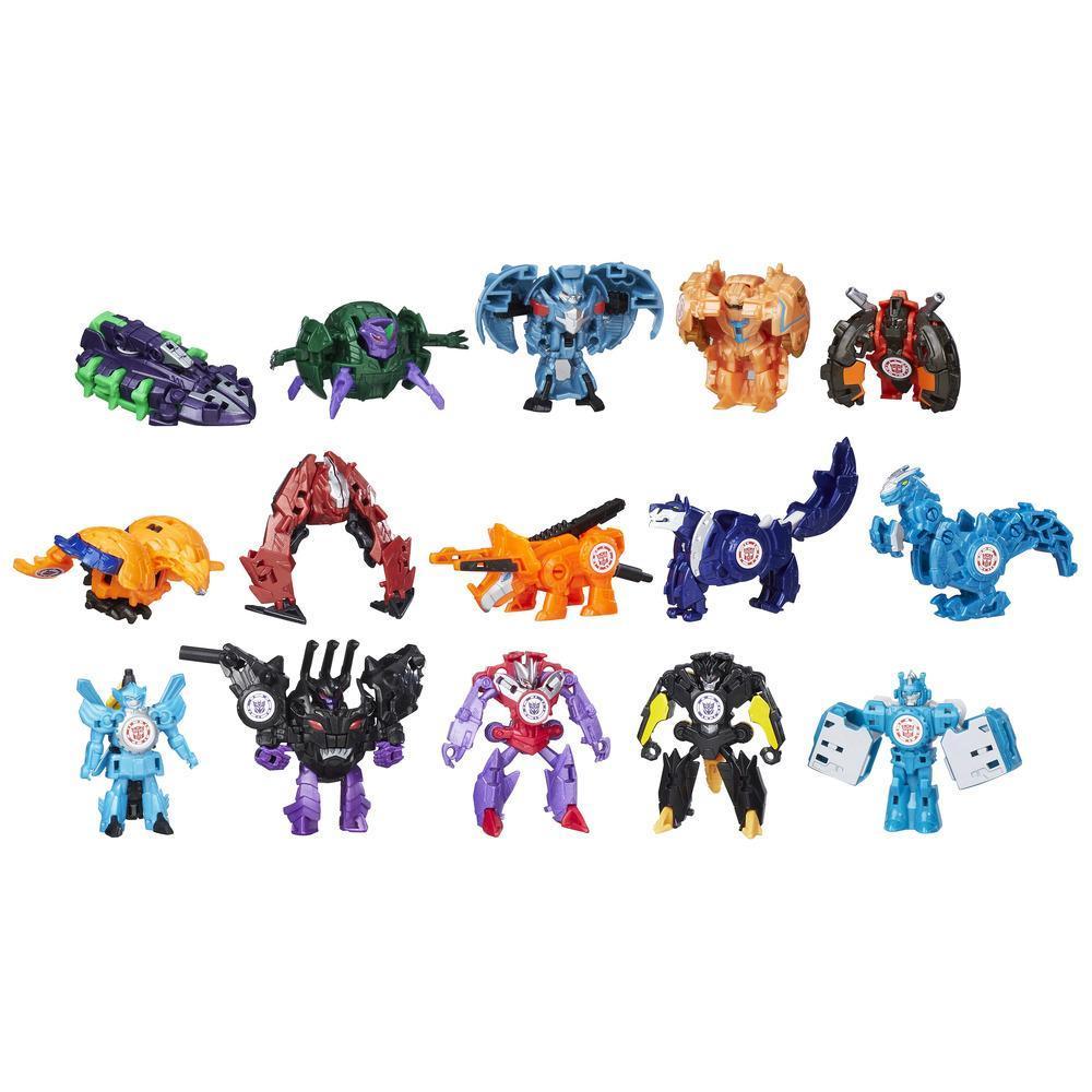 Mega Kit Mini-Con Transformers Robots in Disguise