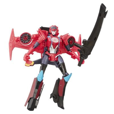 Classe Guerreiro Windblade Transformers Robots in Disguise