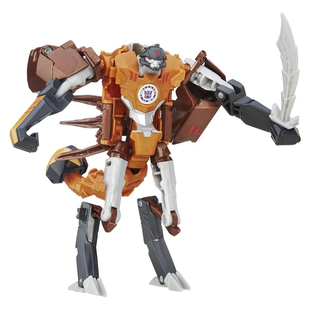 Transformers: Robots in Disguise - Scorponok Classe Guerreiro