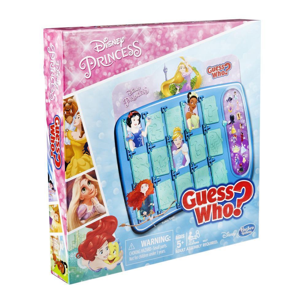 Jogo Adivinha Quem? - Edição Princesas da Disney