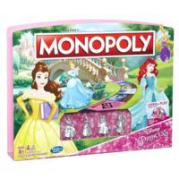 Jogo Monopoly - Edição Princesas da Disney