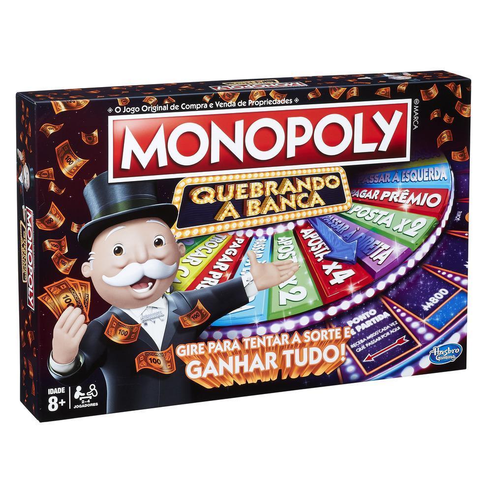 Monopoly Quebrando a Banca