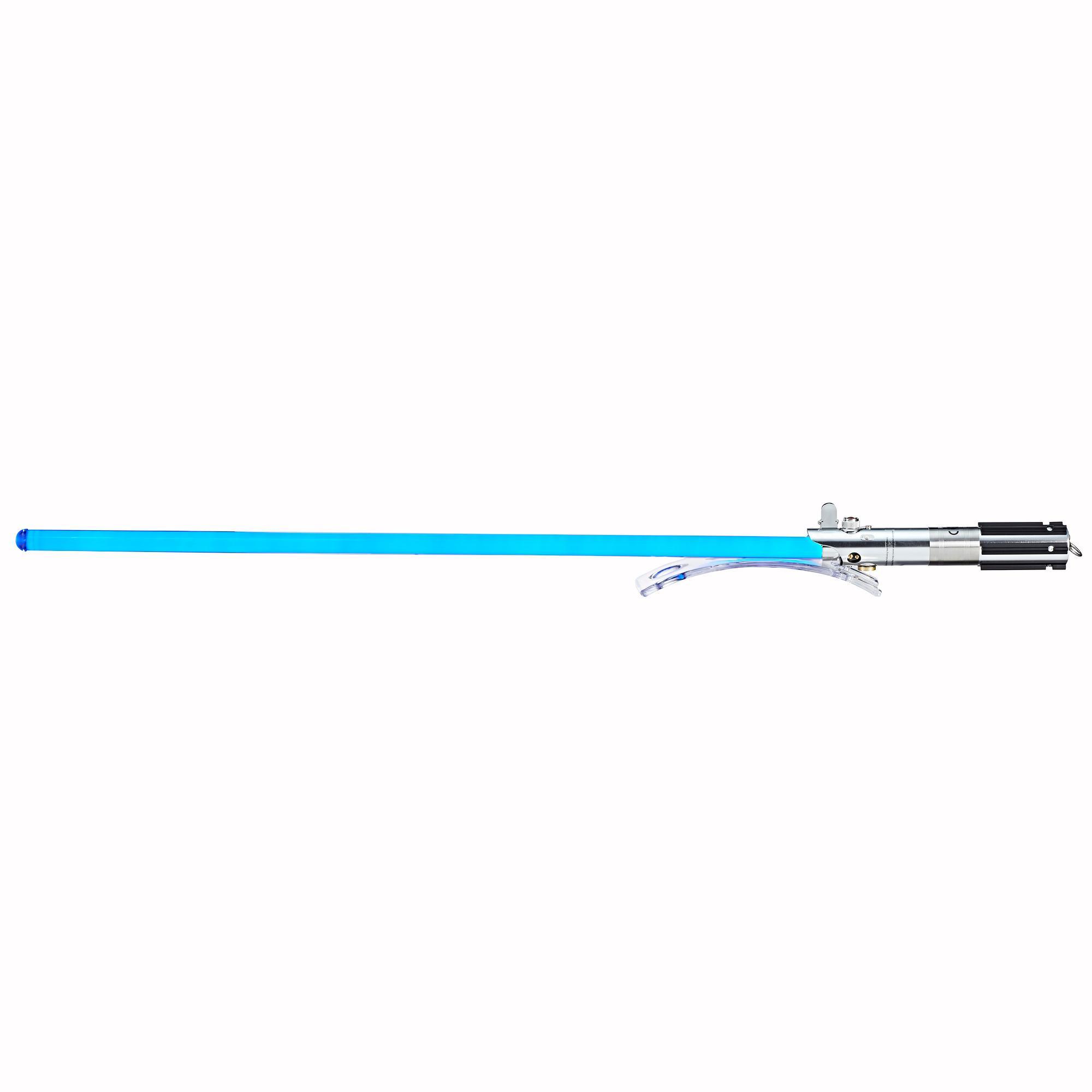 Star Wars: Os Últimos Jedi The Black Series - Sabre de luz Force FX de Rey (Treinamento Jedi)